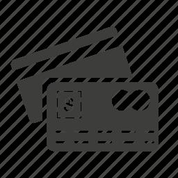 dollar, film, skech, start icon
