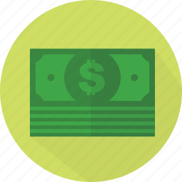 bank, banking, bill, business, buy, capital, cash, check, credit, currency, dollar, ecommerce, exchange, finance, fund, green, money, notes, paper, pay, payment, purchase, rich, salary, sale, sell, shop, shopping, stack, statistics, value, wage, wealth icon