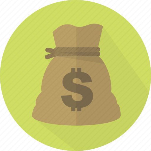 bag, business, buy, capital, cash, coin, currency, dollar, ecommerce, finance, financial, money, payment, price, rich, sack, sale, sell, shop, shopping, value, wealth icon