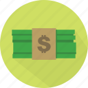bank, banking, banknote, bankroll, bill, bucks, business, businessman, buy, capital, cash, check, credit, currency, dollar, ecommerce, exchange, finance, finances, financial, fund, green, greenback, money, pay, payment, pile, price, purchase, rich, salary, sale, sell, shop, shopping, stack, value, wage, wealth icon