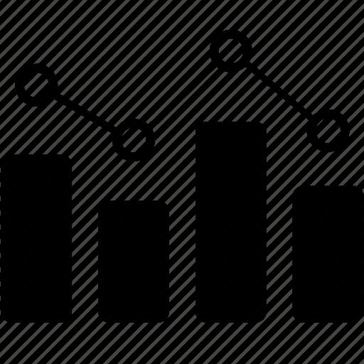 business, company, diagram, finance, graphic, money, statistic icon
