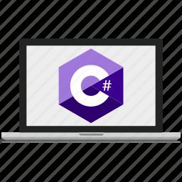 c, c#, coding, development, programming, programming language icon