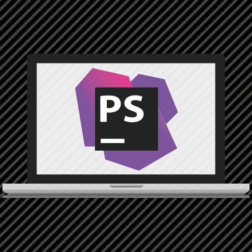 application, development, development environment, php, phpstorm, programming language icon