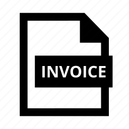 bill, document, file, finance, financial, invoice icon