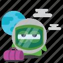 emoji, space icon