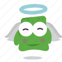 angel, emoji icon