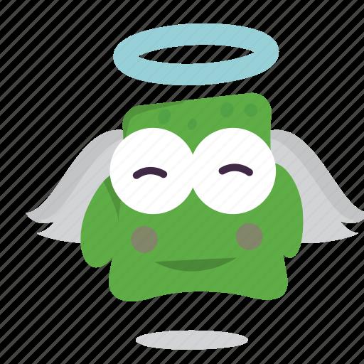 angel, emoji icon