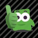 emoji, ok