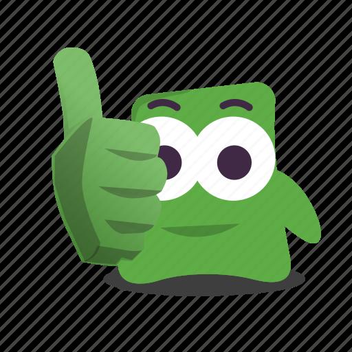 emoji, ok icon