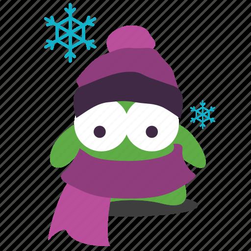cold, emoji icon