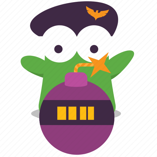 bomb, emoji icon