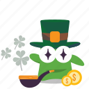 emoji, lucky icon