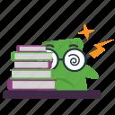 emoji, geek icon