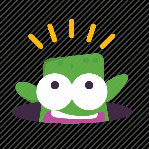 emoji, fall icon