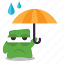 emoji, sad icon