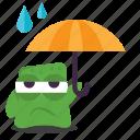 emoji, sad