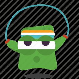 emoji, training icon