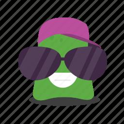 cool, emoji icon