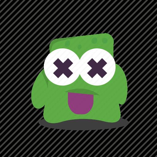 emoji, tired icon