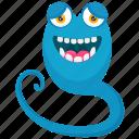 animal monster, horrible creature, monster cartoon, serpent monster, snake monster