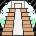 chichen itza pyramid, monument, mexico, architecture, landmark