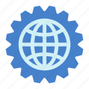 global, process, settings