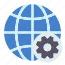 internet, network, options, preferences icon