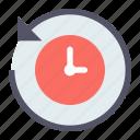 machine, time, backup icon