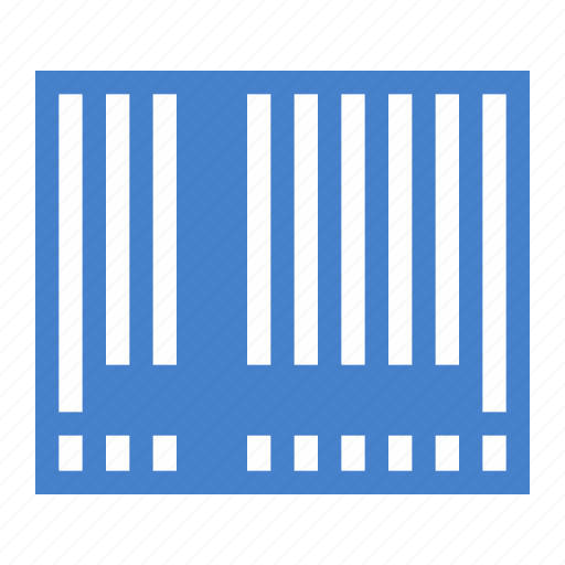barcode, code, identifier, product icon