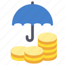 money, protection