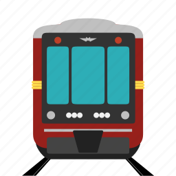 loco, metro, moscow, subway, train, transport, underground icon