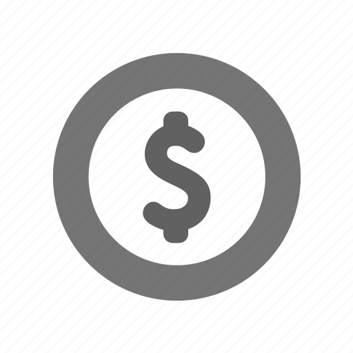 amount, coin, currency, dollar, ecommerce, paid, pay icon