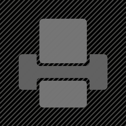 document, file, page, pdf, print, printer, text icon