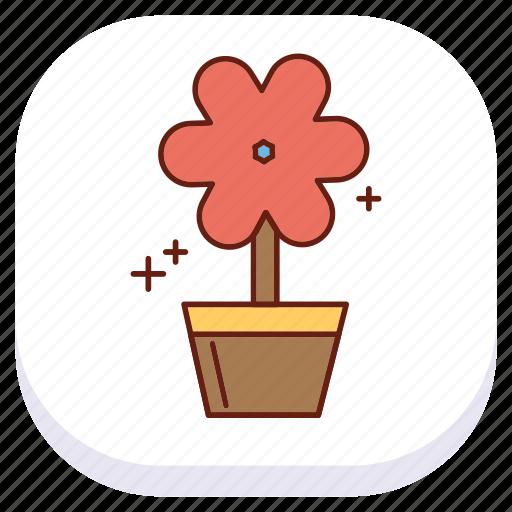 day, flower, happy, mothers, vas icon