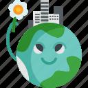 city, big, small, people, many, world, earth