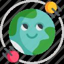 stones, space, world, broken, earth, ozone