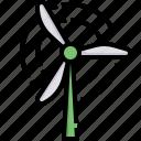 wind, turbine, sustainability, green, energy, ecology, environment