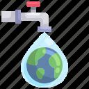water, saving, ecology, environment, tap, faucet