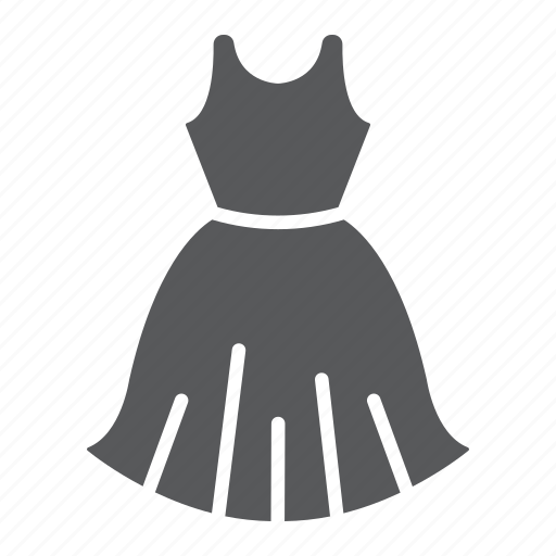 clothes, dress, female, gown, woman icon