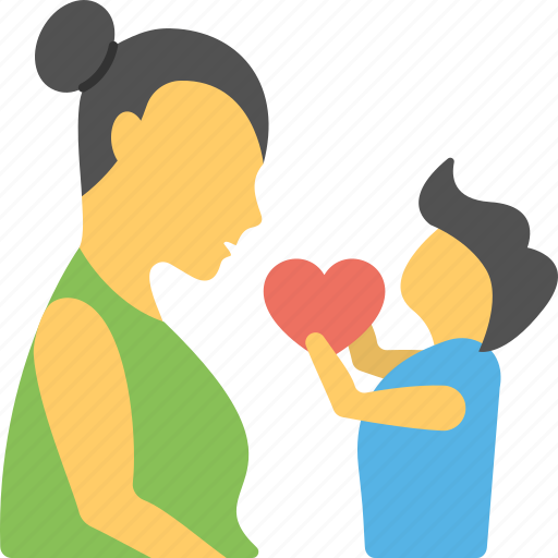 baby love, kids love, mother relation, motherhood, mothers day icon