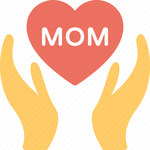 greeting card love regards loving mom mom heart mother day