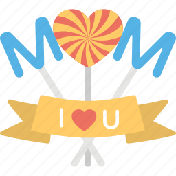 event celebration, funny decoration, mom love, momtastic, mothers day icon