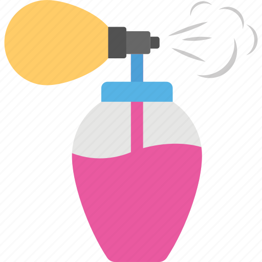 cosmetic, fragrance, perfume, perfume bottle, spray bottle icon
