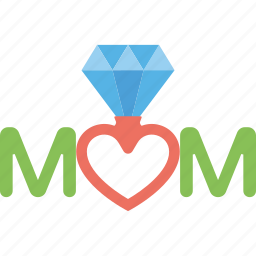 love greeting, mom text, mother day, mother love, precious mom icon