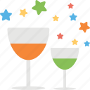 beverage, celebration drink, cocktail, cold drink, juice icon