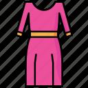 dress, fashion, clothes, woman