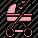 baby, kid, pushchair, buggy, stroller, carriage, children