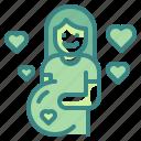 enceinte, gravid, maternity, mother, motherhood, pregnant, woman