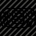 gear, steering, wheel icon