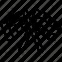 flag, racing, start icon